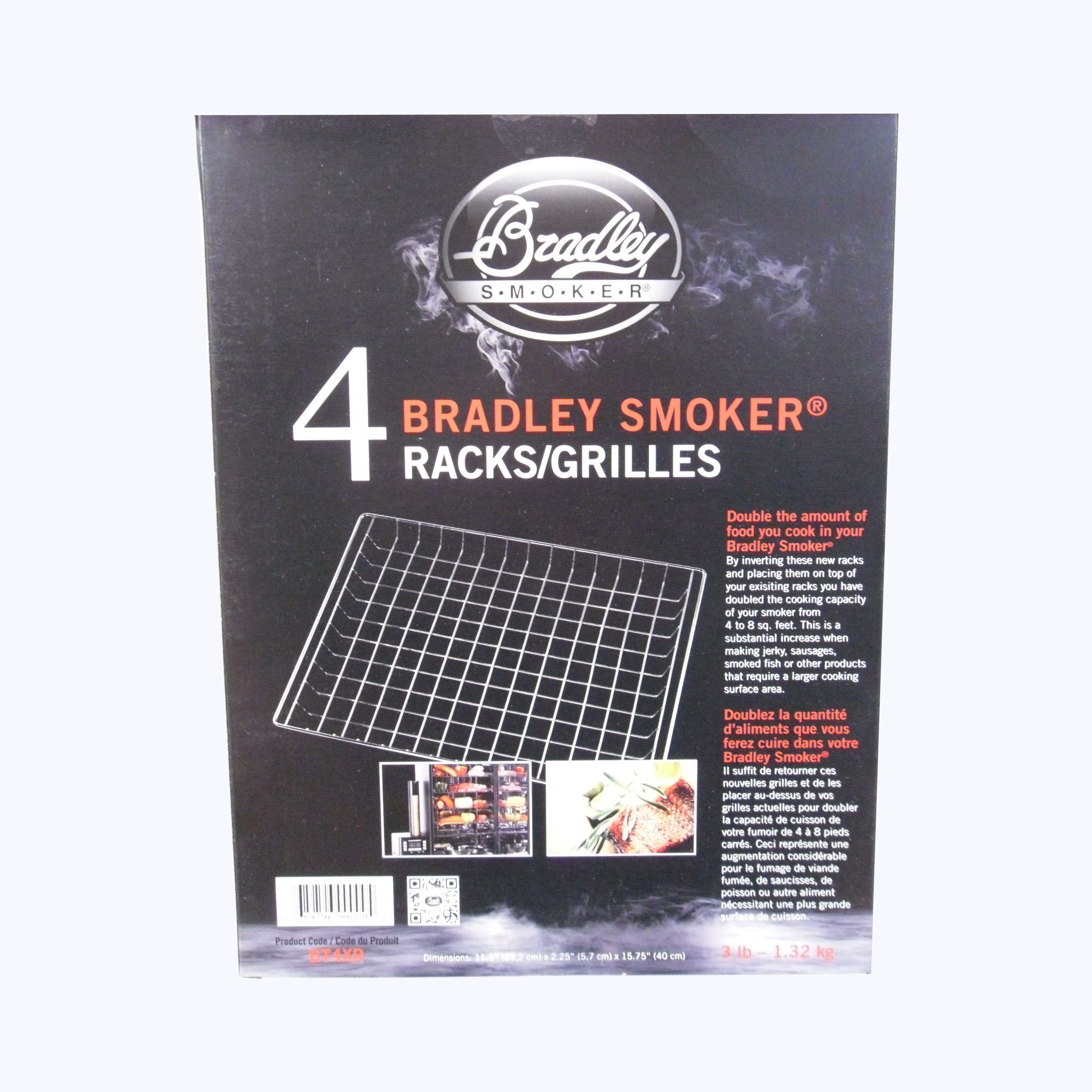 Extra Racks for Bradley Smoker