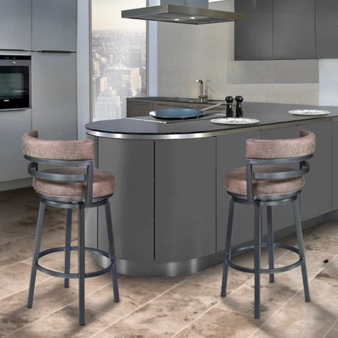 Beth Swivel Bar stool
