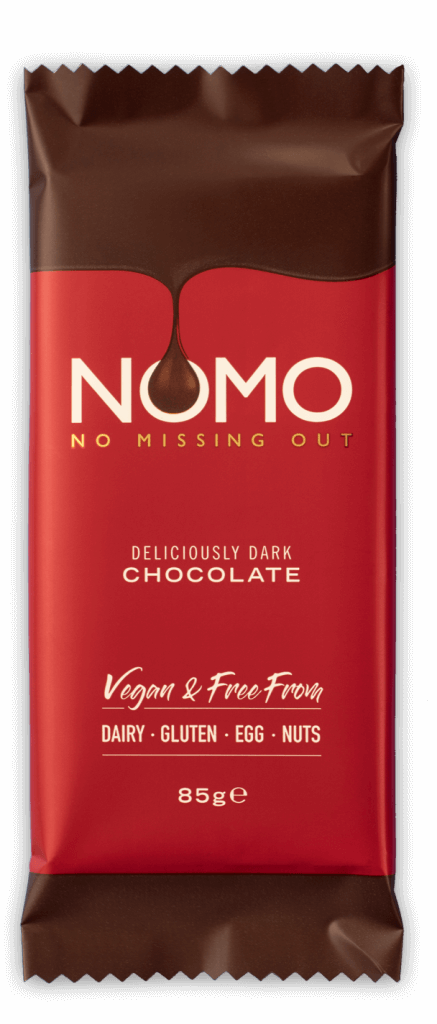 NOMO Dark Chocolate Bar