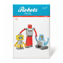 Load image into Gallery viewer, Robots - Paper Art Kit, by Pukaca | Age 7+