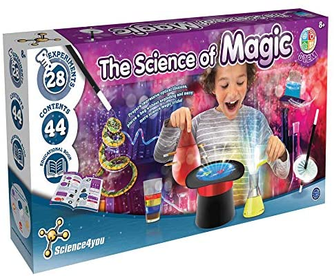 The Science of Magic - Educational Science kit, by Science 4 You