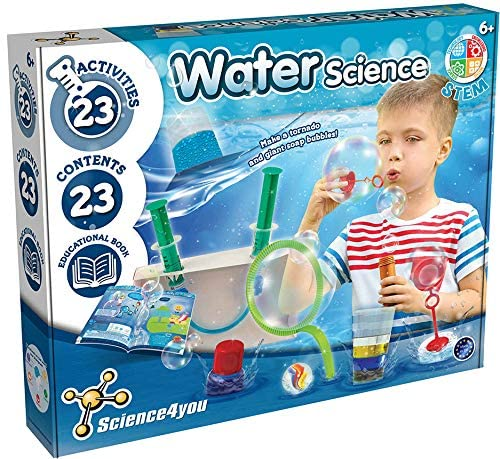 Water Science - Educational Science kit, by Science 4 You