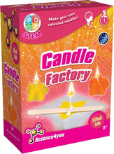 Load image into Gallery viewer, Mini Candle Factory Educational Science kit, by Science 4 You