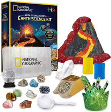 Load image into Gallery viewer, Earth Science Mega Set | NGMEGAEATHINT by National Geographic | Age 8+
