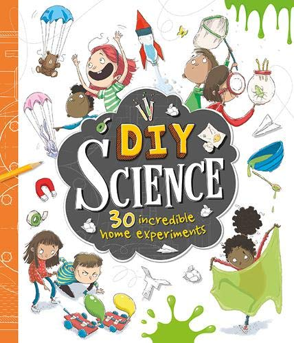 DIY Science - Amazing experiments you can do at home by Autumn | Age 6+