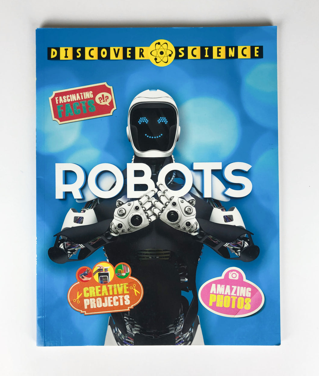 Robots by Discover Science | Age 5+