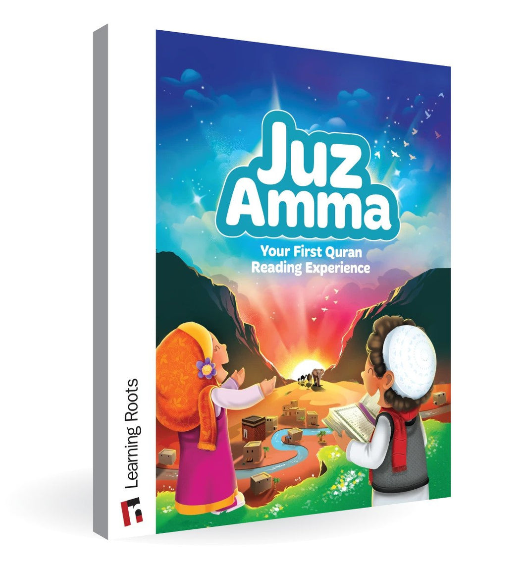 Juz Amma guide by LearningRoots | Age 5+