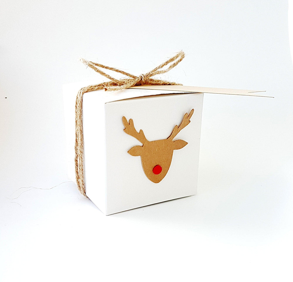 Reindeer Head Cut Templates