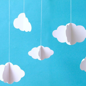 3D Clouds Cut Templates
