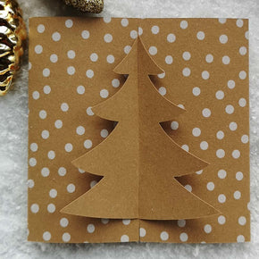Christmas Folding Card Templates