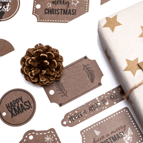 Christmas Gift Tags - The Knowery