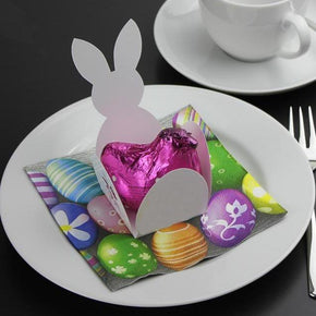 Easter Chocolate Packaging Template