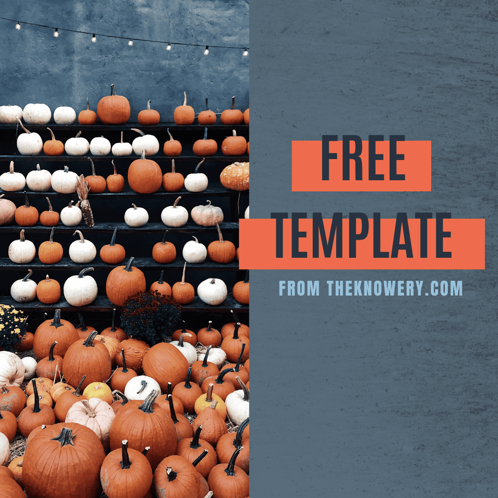 Instagram Post Canva Editable Template