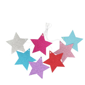 Stars Gift Accents Cut Template