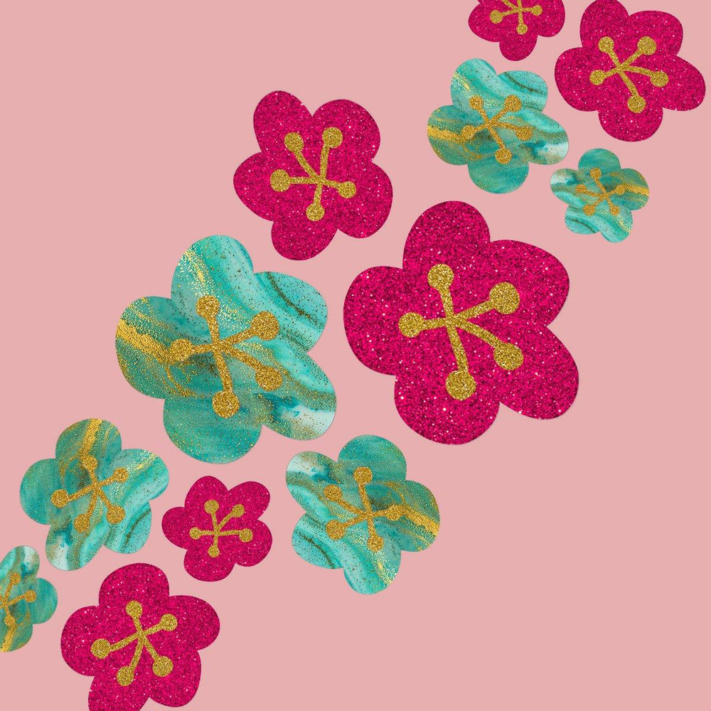 Paper Flower SVG and PNG Cut Files