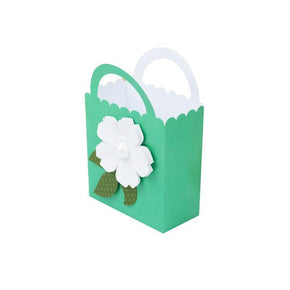Kids Party Favor Bag Cut Template
