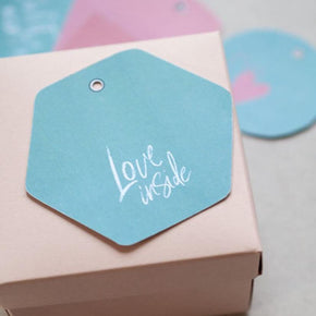 Pastel Gift Tags - The Knowery