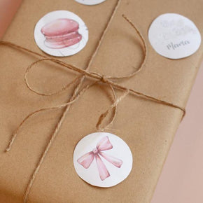 Gift Tags Digital Cut - The Knowery