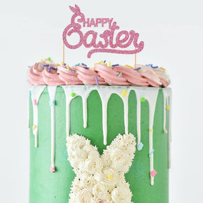Easter Cake Topper Template