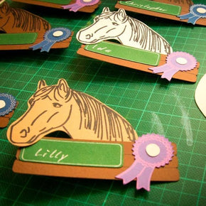 Horse Party Theme Template