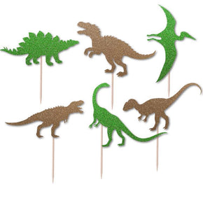 Dinosaur Set Cut Templates