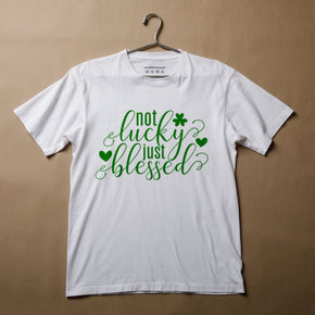 St Patricks Day Shirt Design Template