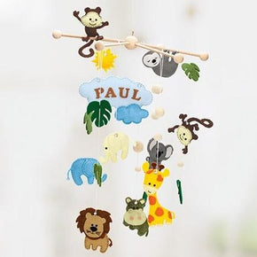 Safari Animals Craft Template