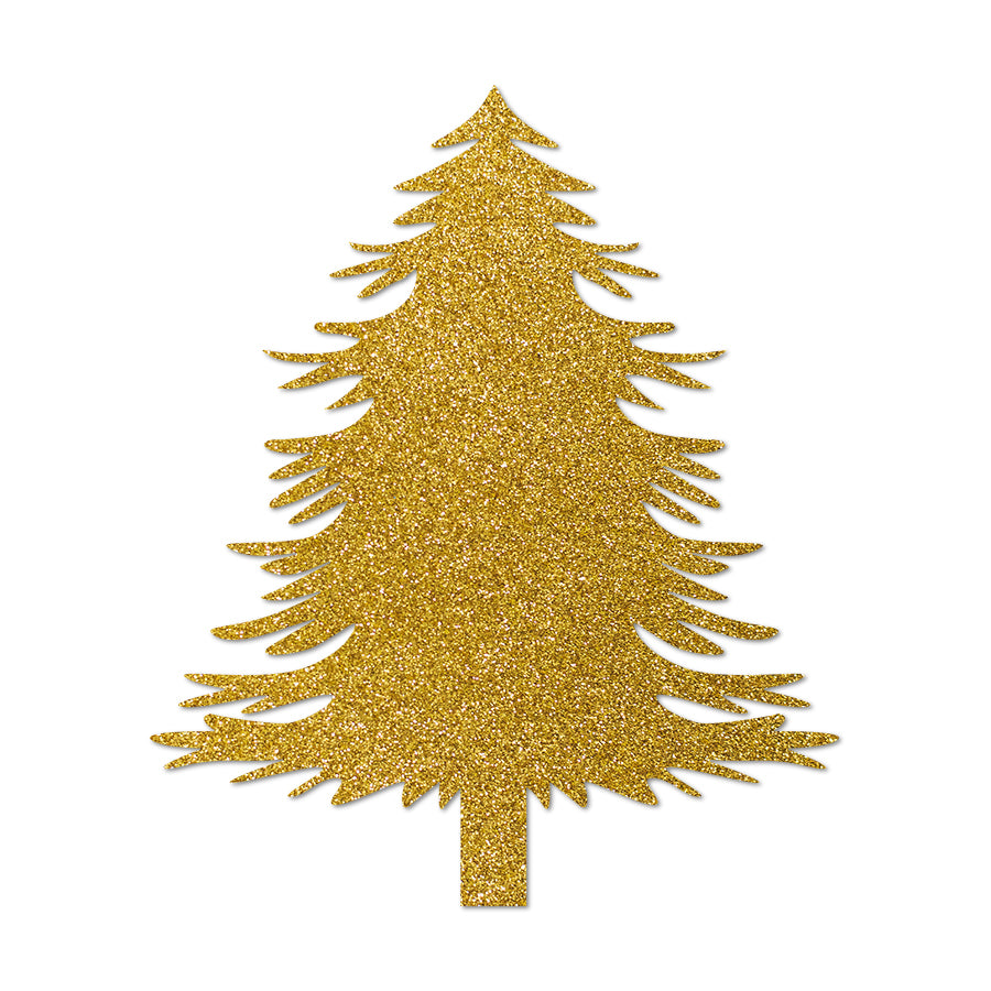 Christmas Tree Cut Templates with Mockups