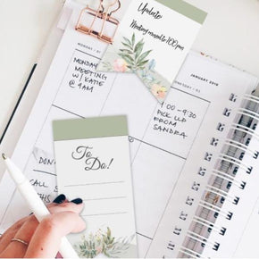 Wedding Planning Notes Template - The Knowery