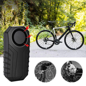 Wireless Anti-theft Alarm for Bicycle