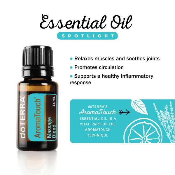 AromaTouch Essential Oil Blend