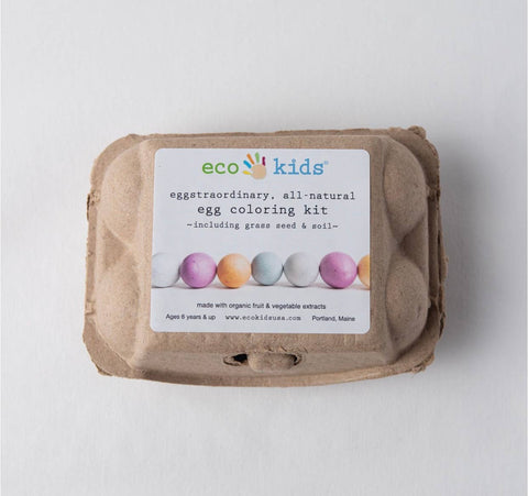 eco egg coloring kit
