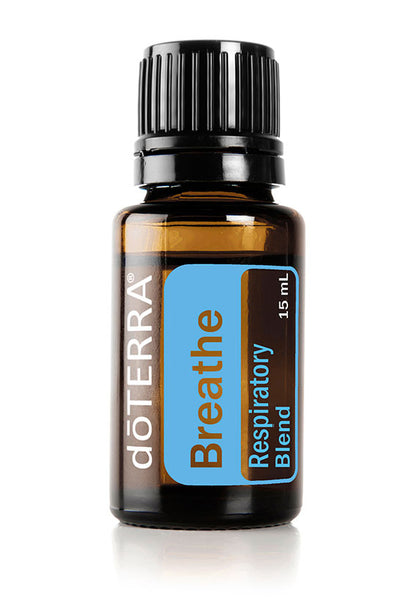 Breathe  Roll On Essential Oil Blend - Organic Boutique