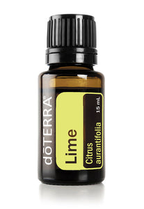 Lime Essential Oil - Organic Boutique