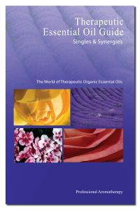 Therapeutic Essential Oil Guide - Organic Boutique