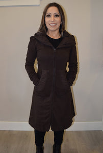 Long Cloak Hoodie - Organic Boutique