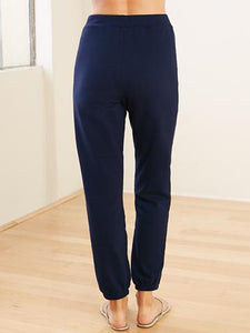 High Waist Track Pant - Organic Boutique