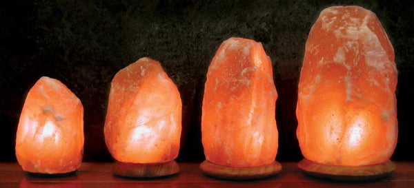 Pink Himalayan Salt Crystal Lamp - Organic Boutique