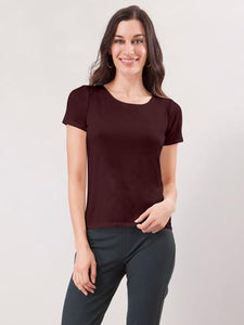 Bamboo Short Sleeve Tee - Sale! - Organic Boutique