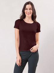 Bamboo Short Sleeve Tee - Organic Boutique