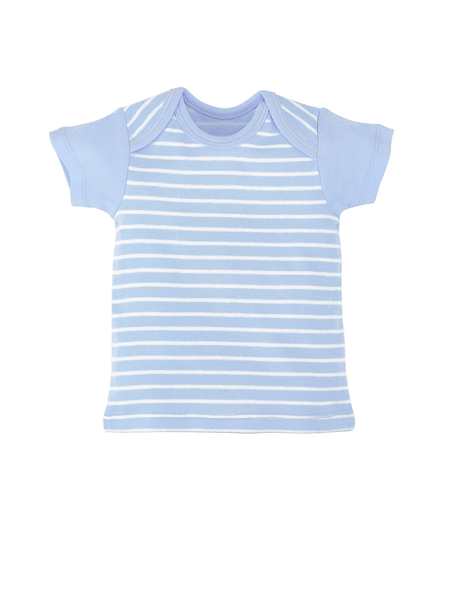 Short Sleeve Baby T Shirt - Organic Boutique