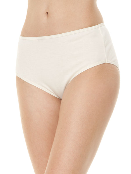 Cotton Full Cut Panty - Organic Boutique