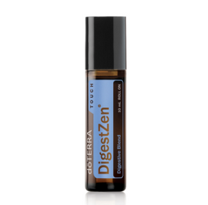 DigestZen Roll On  Essential Oil Blend - Organic Boutique