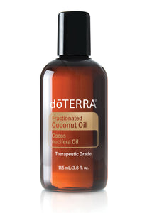 Fractionated Coconut Oil - Organic Boutique