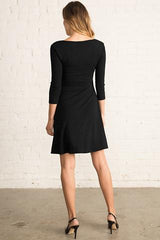 Surplice  Dress - Organic Boutique