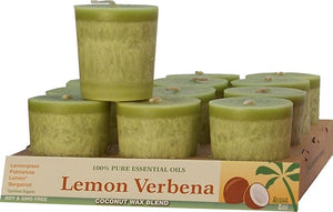 Votive Candle -Lemon Verbena
