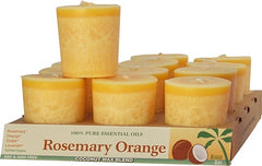 Essential Oil Votive Candles - Organic Boutique