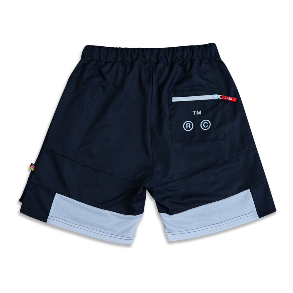 OFFICIAL BOARDSHORTS BLK