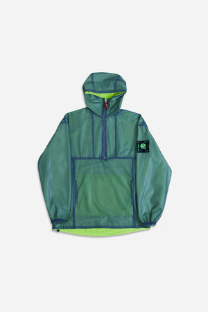FUTURE DOUBLE LAYER REVERSIBLE ANORAK GRY