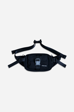 EURO TECH HIP BAG BLK